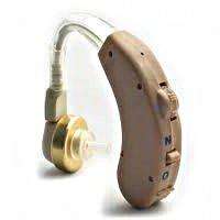Очень похоже на слуховой аппарат, неправда ли?