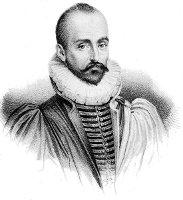 Мишель Эйкем де Монтень, французский писатель и философ-гуманист